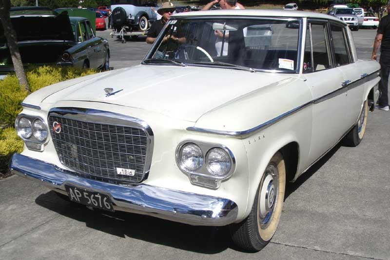 1963 Studebaker Lark Cruiser